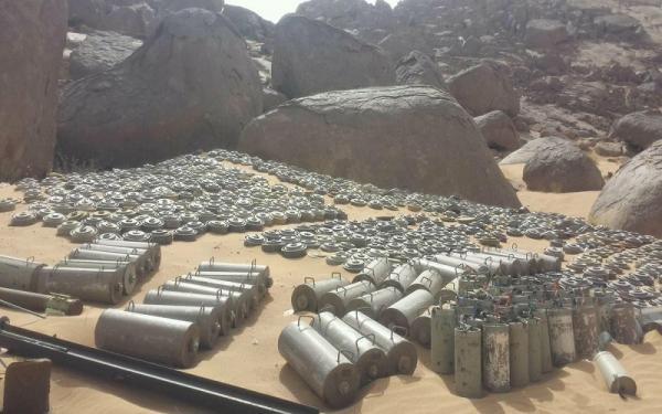 الغام مليشيا الحوثي تقتل 115 مدنيا بينهم اطفال