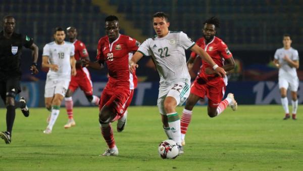 كأس الأمم الأفريقية 2019: الجزائر تبدأ المنافسة بفوز سهل على كينيا بثنائية نظيفة