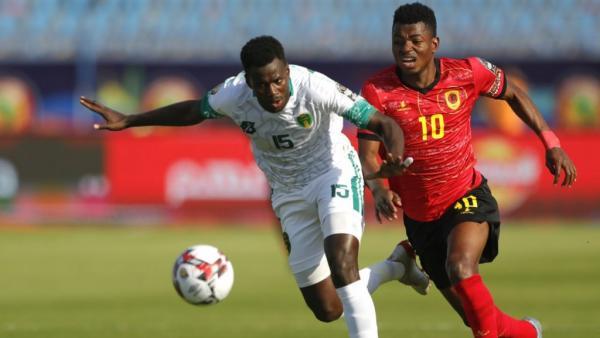 كأس الأمم الأفريقية 2019: موريتانيا تنتزع نقطة تاريخية من أنغولا وتبقى في السابق نحو ثمن النهائي