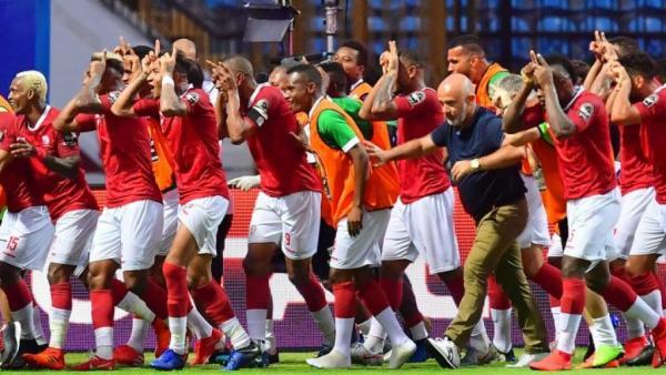 مدغشقر تحرز تأهلا تاريخيا إلى ثمن نهائي أمم أفريقيا إثر فوزها على نيجيريا 2-صفر