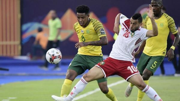 كأس الأمم الأفريقية 2019: المغرب يفوز بصعوبة على جنوب أفريقيا ويتصدر مجموعته