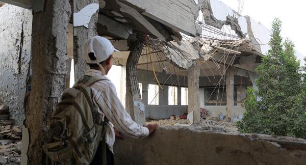 أمريكان كونسرفيتف: السعودية تعمدت تدمير اليمن بدعم من رعاتها الغربيين