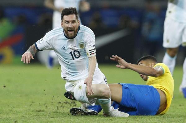 البرازيل يثأر من الأرجنتين بطريقة مثالية وميسي يفشل مجددا
