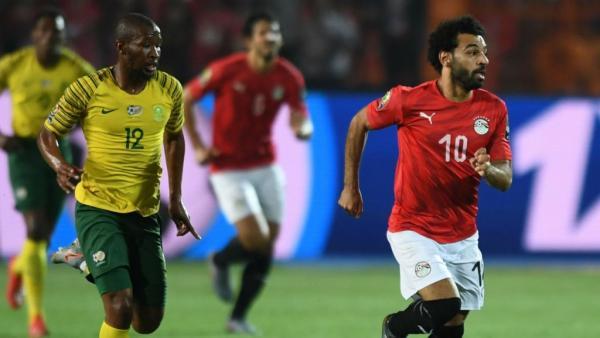 مصر تودع البطولة إثر خسارتها أمام جنوب أفريقيا 1-صفر