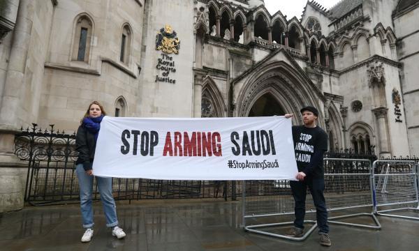 الاوبزرفر: حكم قضائي يهدد مبيعات الأسلحة البريطانية للسعودية