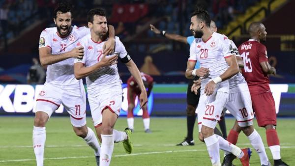 تونس تحقق فوزا مريحا على مدغشقر 3-صفر لتواجهة السنغال في نصف النهائي