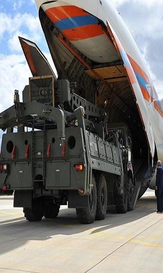 نظرة فاحصة.. مخاطر إتمام تركيا صفقة منظومة الدفاع الجوي الروسية