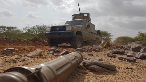 القوات الحكومية تحرّر مواقع استراتيجية في صعدة وتفتح جبهة جديدة بشدا