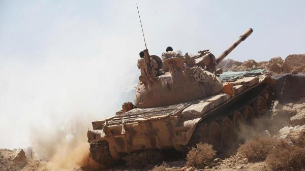 اشتعال المواجهات في جبهات تعز ومصدر يؤكد سقوط عشرات القتلى والجرحى من الحوثيين