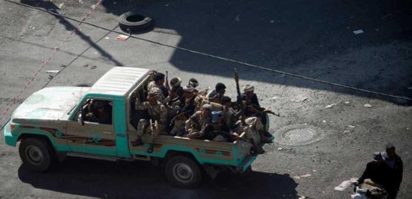 هستيريا تصيب مليشيا الحوثي تدفعهم لاعتقال عشرات المواطنين في العاصمة صنعاء