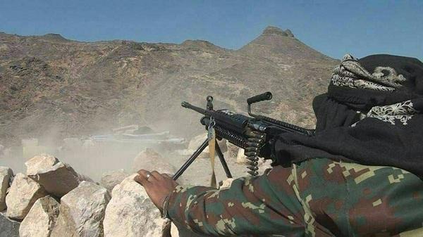 تقدم جديد للقوات الحكومية باتجاه دمنة خدير بتعز