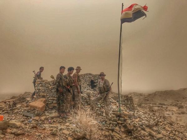صعدة: مقتل وجرح أعداد كبيرة من مليشيا الحوثي في هجوم على مواقعهم بتبة سد وادي الثعبان بمديرية باقم
