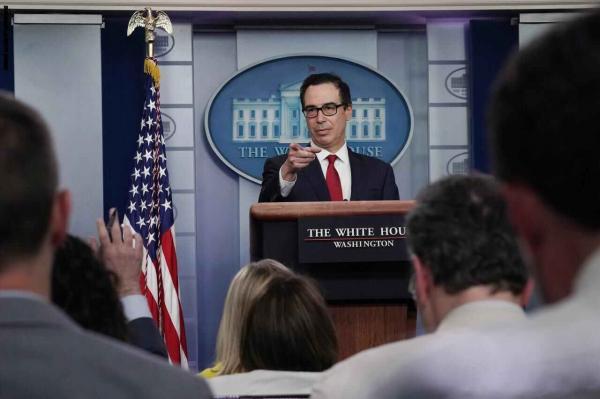 """عقوبات أمريكية جديدة على شركات وأفراد في إيران وبلجيكا والصين """"شاركوا في برنامج طهران النووي"""""""
