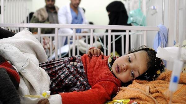يونيسيف: 2311 حالة وفاة بوباء الكوليرا في اليمن وأكثر من مليون و118 ألف حالة اشتباه خلال 13 شهراً