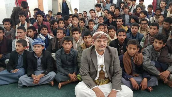 منظمة اليونيسيف الراعي الرسمي للمراكز الصيفية الحوثية