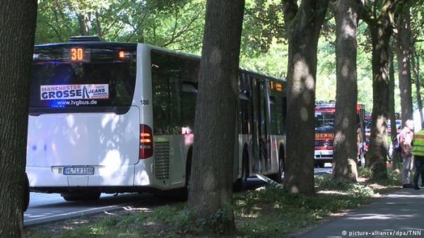 ألمانيا: جرحى إثر اعتداء داخل حافلة في لوبك والسلطات لا تستبعد فرضية العمل الإرهابي