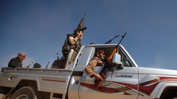 مواجهات بين مليشيا الحوثي ومسلحين قبليين من الغولة في ريدة بعمران