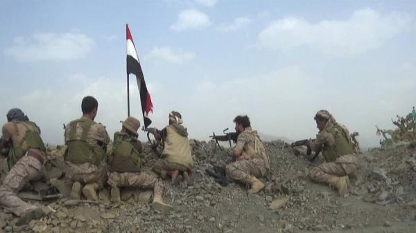 القوات الحكومية تقترب من مركز كتاف صعدة والمعارك على أشدها