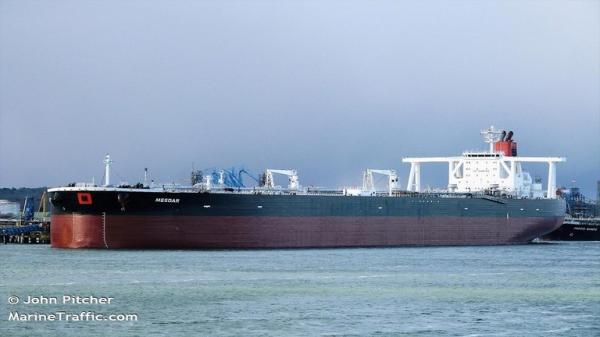 وكالة الأنباء الجزائرية: ناقلة نفط جزائرية أجبرت على التوجه نحو المياه الإقليمية الإيرانية