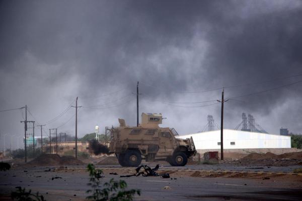 مليشيا الحوثي تكثف من خروقاتها في الحديدة