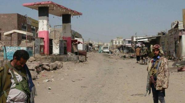 الضالع.. القوات المشتركة تصد محاولة تسلل حوثية باتجاه باب غلق وتأسر عدداً من عناصر المليشيات