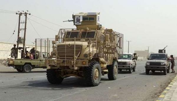 محاولة تسلل انتحارية فاشلة للمليشيات الحوثية داخل مدينة الحديدة