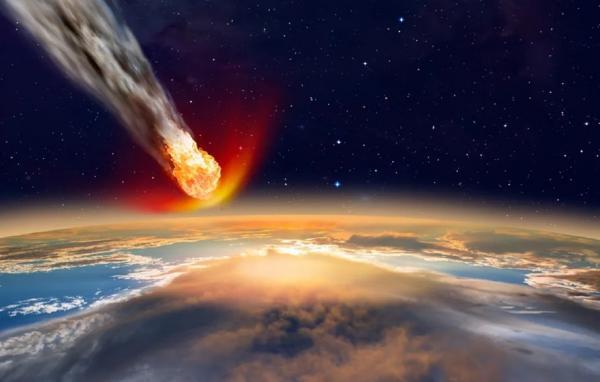 كويكب يقترب من الأرض قوته تعادل 30 قنبلة نووية