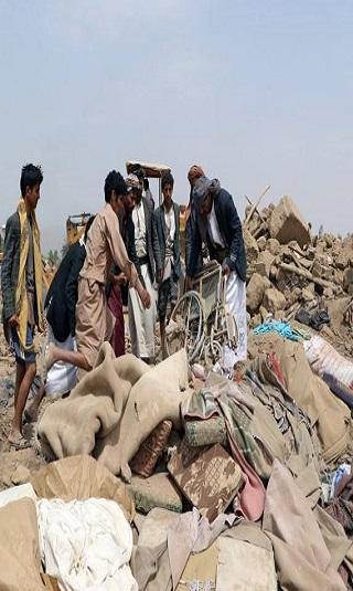الأمم المتحدة &#34قلقة&#34 من هجمات التحالف السعودي على المدنيين اليمنيين