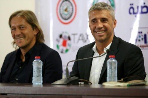 مباراة بين نجوم قدم سابقين عالميين وعراقيين في البصرة بأيلول/سبتمبر