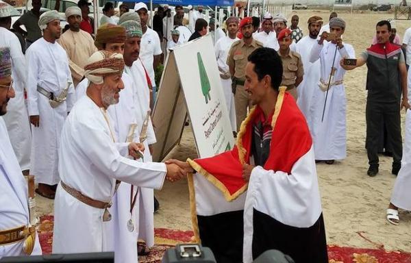 المركز الأول لليمن في نهائي كأس أوتاد 2018 وسباق الرمح في بطولة صلالة بسلطنة عمان