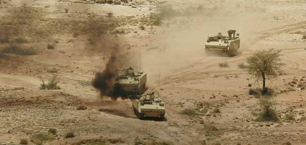 القوات الحكومية تحرر مواقع مطلة على سوق الملاحيظ بوابة الدخول إلى مران صعدة