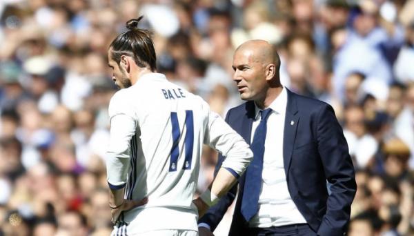 زيدان: ريال مدريد بات جاهزا للمباريات الرسمية وبيل أحد أهم لاعبي الفريق