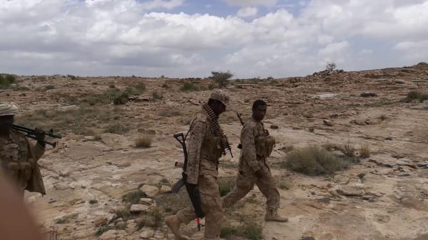 قوات الجيش تحرر قرية &#34خشبان&#34 وتباباً محيطة بجبل النار الاستراتيجي بباقم صعدة