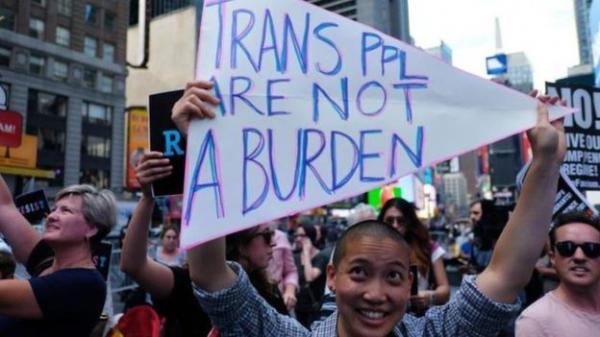 ترامب يعيد حظر خدمة المتحولين جنسيا في الجيش الأمريكي