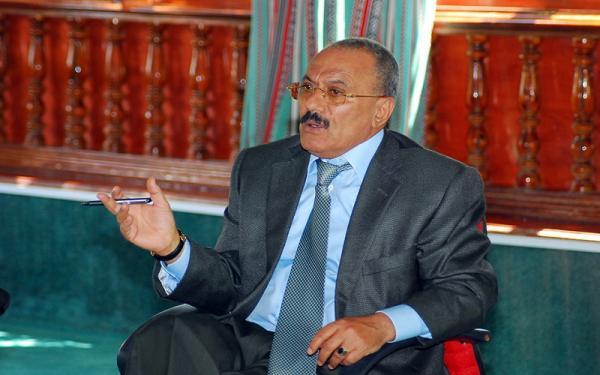 مقابلة تلفزيونية مرتقبة للزعيم صالح