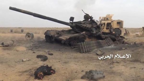 شبوة: تدمير دبابة وآلية للمرتزقة