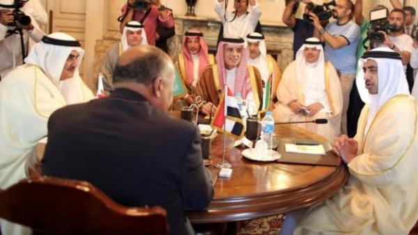دول &#34المقاطعة&#34 تنفي إحراز أي تقدم في الأزمة مع قطر