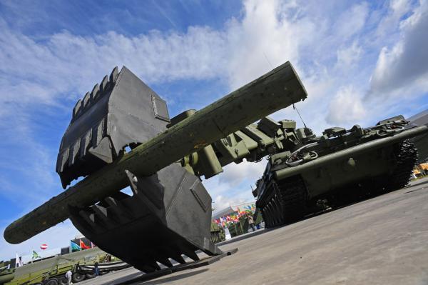 المعرض العسكري الدولي &#34أرميا 2016 - روسيا&#34 في صور