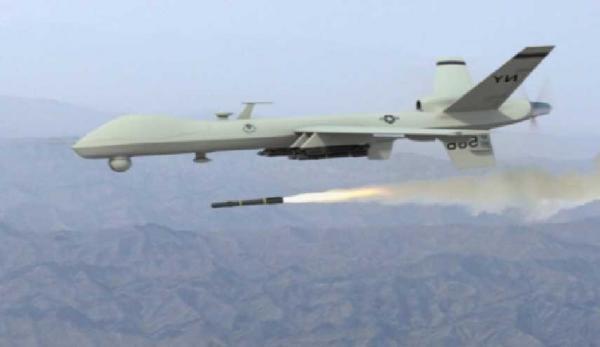 البيضاء: قتلى وجرحى بغارة لطائرة بدون طيار