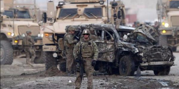 خمسة جرحى في هجوم انتحاري على قافلة عسكرية أميركية في أفغانستان