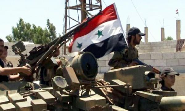 الجيش الروسي: الجيش السوري يسيطر على 85% من سوريا