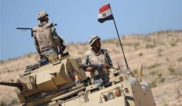 18 قتيلا من منتسبي الشرطة المصرية في تفجير بسيناء