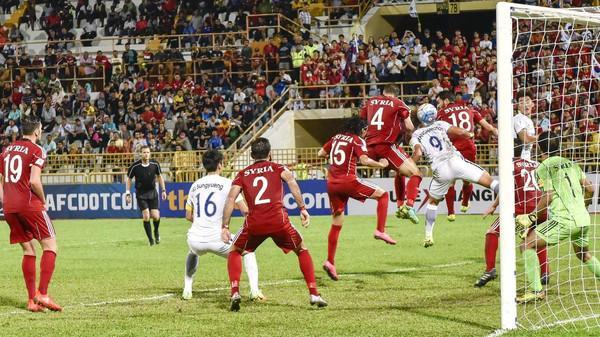 تصفيات مونديال 2018: ماليزيا تستضيف مباراة سوريا-استراليا