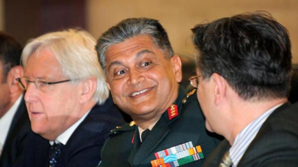 الأمم المتحدة تعين الجنرال الهندي المتقاعد أباهيجيت جوها رئيساً للجنة تنسيق إعادة الانتشار في الحديدة