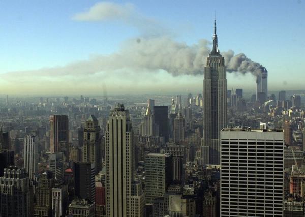 صور لم يسبق رؤيتها.. التغير الكبير الذي طرأ على برج التجارة العالمي قبل هجمات 11 سبتمبر وحتى اليوم