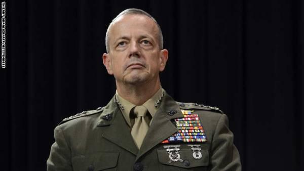 """الخارجية الأمريكية تسمّي الجنرال الذي سيقود مهمة الحرب على """"داعش"""""""