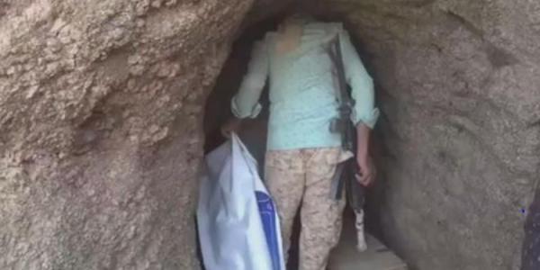 القوات الحكومية تعثر على غرفة عمليات تابعة للمليشيا بكتاف صعدة