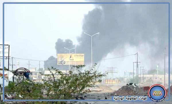 المقاومة المشتركة تفشل محاولة تسلل لمليشيا الحوثي بكيلو 16 وتكبدها خسائر فادحة