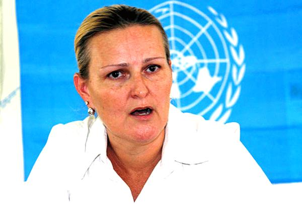 وزير الإعلام: تمارس ليز غراندي دور المحامي عن الحوثيين والتباكي لحشد المواقف الدولية لوقف انهيارهم
