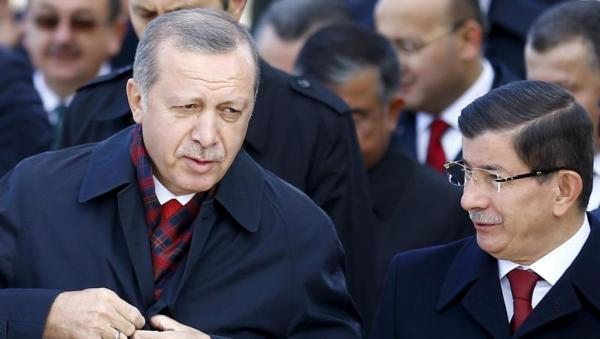 تركيا: أحمد داوود أوغلو يستقيل من حزب أردوغان